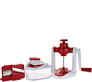 Cooks Essentials 36 oz Spiral Slicer Combo Set - K45824