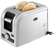Oster 2-Slice Toaster with Retractable Cord - K303125