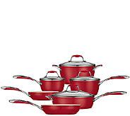 Tramontina Gourmet Ceramica 01 Deluxe 10-Pc Cookware Set - K303725