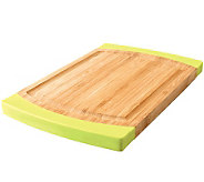 BergHOFF Medium Rounded Bamboo Chopping Board - K300326