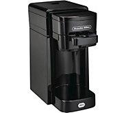Proctor Silex FlexBrew Single-Serve Coffee Maker - K375626