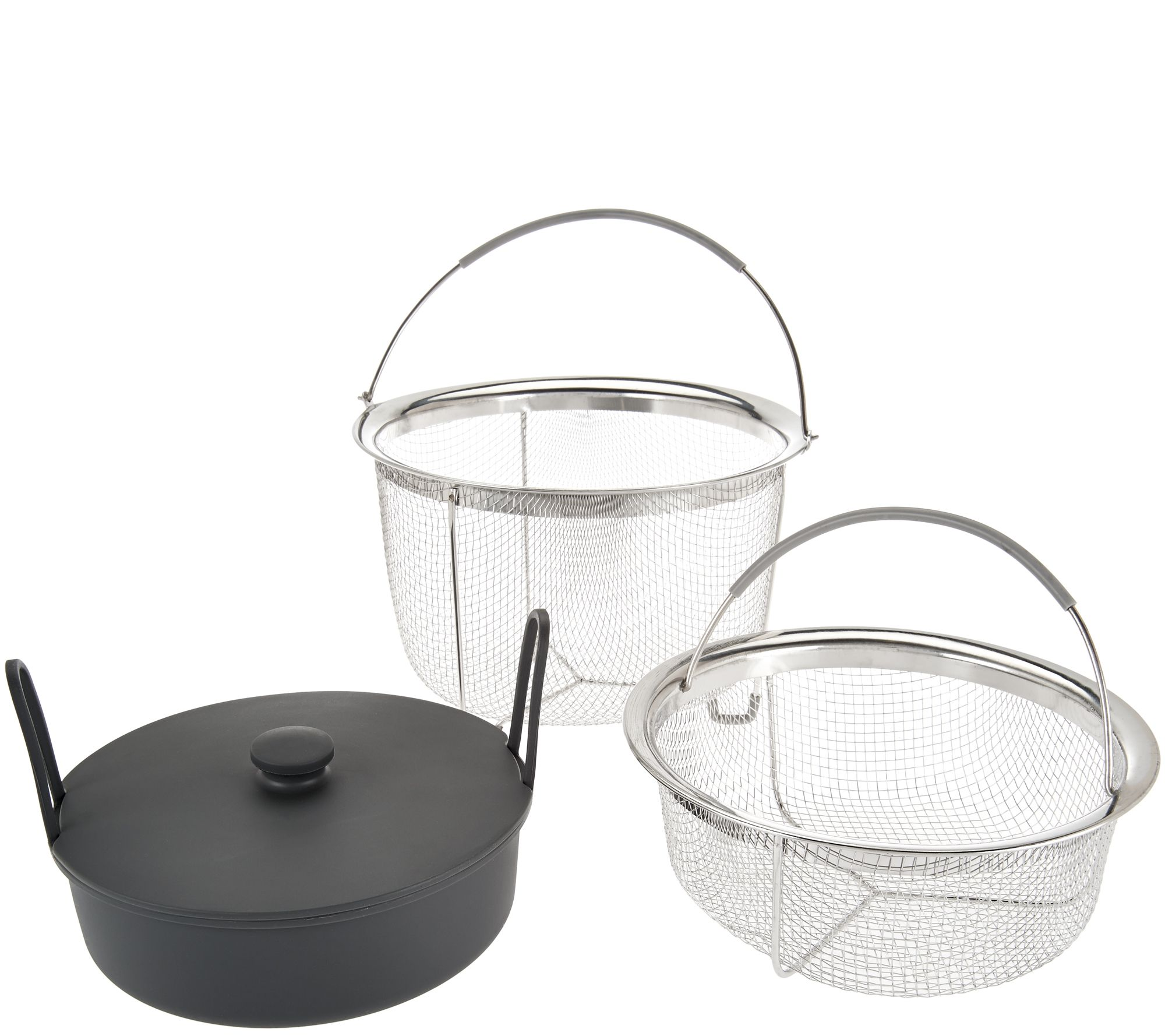 Cooksessentials Stainless Steel Insert For 6qt Pressure