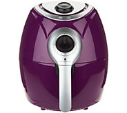 Cooks Essentials 2.7qt Manual Air Fryer - K46626