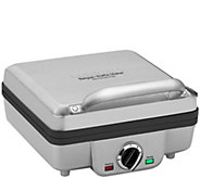 Cuisinart Breakfast Central Waffle Maker with Pancake Plate - K306027