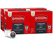 Community Coffee 72-ct Signature Dark Roast Single-Serve Cups - K376327