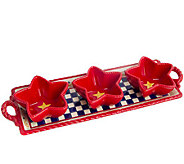 Temp-tations Red, White & Blue Party Set - K304328