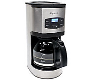 Capresso 12-Cup Coffee Maker SG120 - K300029
