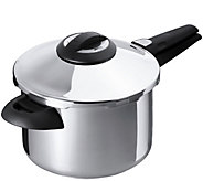 Kuhn Rikon Duromatic Top Model 7-qt Stainless Pressure Cooker - K305429