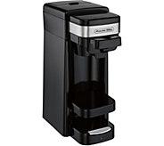 Proctor Silex Single-Serve Plus Coffee Maker - K375529