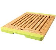 BergHOFF Bamboo Open-Groove Bread Board - K300330