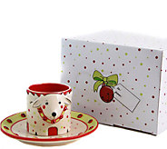 Temp-tations Reindeer Mug Gift Set - K304330