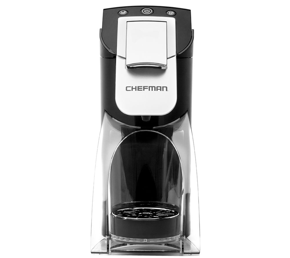Chefman Barista Coffee Maker : Chefman My Barista Single-Serve Coffee Maker QVC.com