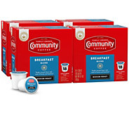 Community Coffee 72-ct Breakfast Blend Single-Serve Cups - K376331