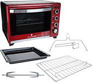 Cooks Essentials Precision Oven w/ Accessories - K45831