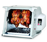 Ronco 5000 Digital Showtime Platinum Edition Rotisserie - K126632