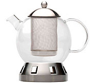 BergHOFF Dorado 4-Piece Tea Pot, 5.5 Cups - K300232