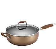 Anolon Advanced Bronze 6.5-qt Covered Chef Pan - K303532