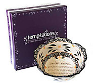 Temp-tations Old World Recipe for a Perfect Holiday 1.5qt Bowl - K304332