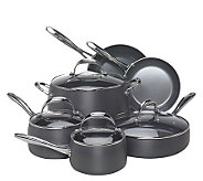 EarthPan Hard Anodized 10-Pc Set - K129533
