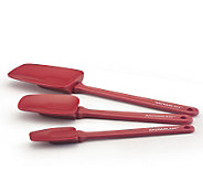 Rachael Ray 3-piece Spoonula Set - Red - K131233