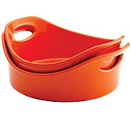 Rachael Ray Two-Piece Set: 1.5-qt and 2-qt OpenBakers - K301733