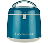 As Is Cooks Essentials 2QT Thermal Cook & Carry - K307733