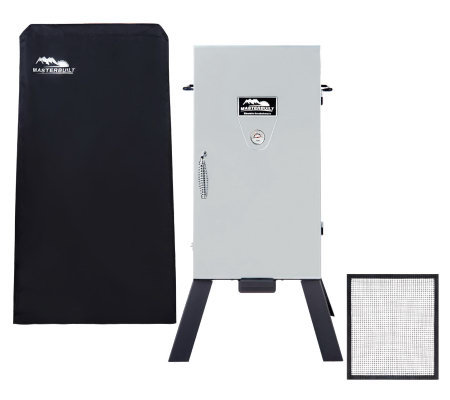 Masterbuilt Smokehouse 3 Rack Electric Smoker with Cover
