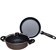 Swiss Diamond Classic 3-Piece Cookware Set - K374933