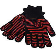 Cooks Essentials Colored High Temperature Oven & BBQ Gloves - K43633