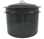 33-qt Crab & Crawfish Cooker with 30-qt SteamerBasket - K129934