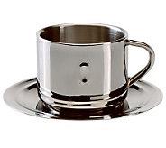 BergHOFF Straight Coffee Cup, 0.2 qt - K300234