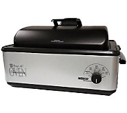Nesco 12-Quart Convection/Roaster Oven - K301934