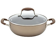 Anolon Advanced Bronze 3.5-qt Covered Chefs Ca sserole - K302034