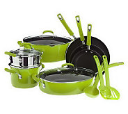 Rachael Ray 13-piece Gradient PorcelainEnamel Cookware Set - K35534