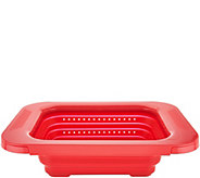 Cooks Essentials 3-in-1 Collapsible Colander - K44534