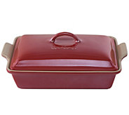 Le Creuset 4 Qt Covered Rectangular Casserole - K297135