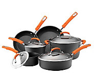 Rachael Ray Hard Anodized II 10-Piece CookwareSet - K298835