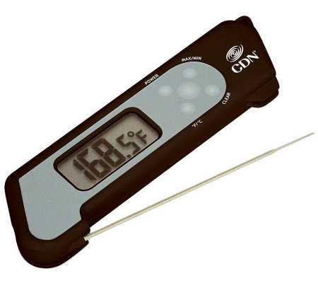 CDN TCT572 ProAccurate Folding Thermocouple Thermometer