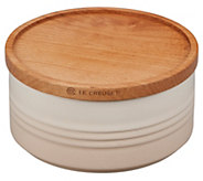 Le Creuset 23-oz Canister with Wooden Lid - K305535