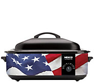 Nesco 18-Qt Patriotic Roaster - K305635