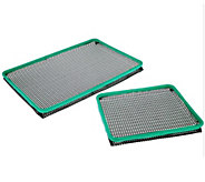 Crisp-Ease Set of 2 Non-Stick Oven Crisper Trays - K40835