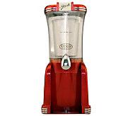 Nostalgia Electrics RSM-650 Retro Series Slushee Machine - K123936