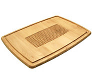 Snow River Pyramid Carving Board - K302136