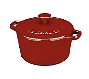 Cuisinart Enameled Cast Iron 7-qt Round Casserole - K298337