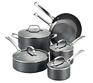 Circulon Genesis Hard-Anodized 10-Piece Cookware Set - K302937