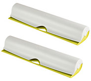 Gourmac Set of 2 Wrap Dispensers - K376437