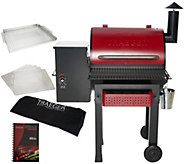 Traeger Heartland 520 sq. in. Grill & Smoker w/ Accessories - K46737