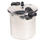 Casa Maria 12-qt Aluminum Polished Pressure Cooker - K303438