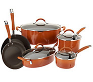 Rachael Ray Gradient Rustica 10-Piece Cookware Set - K40438