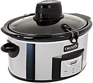 Crock-Pot 6-Quart Digital Slow Cooker w/ iStir Automatic Stirring System - K46138